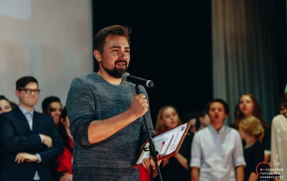 Валентин Стариков— интервью проекту #Московскиевыпускники