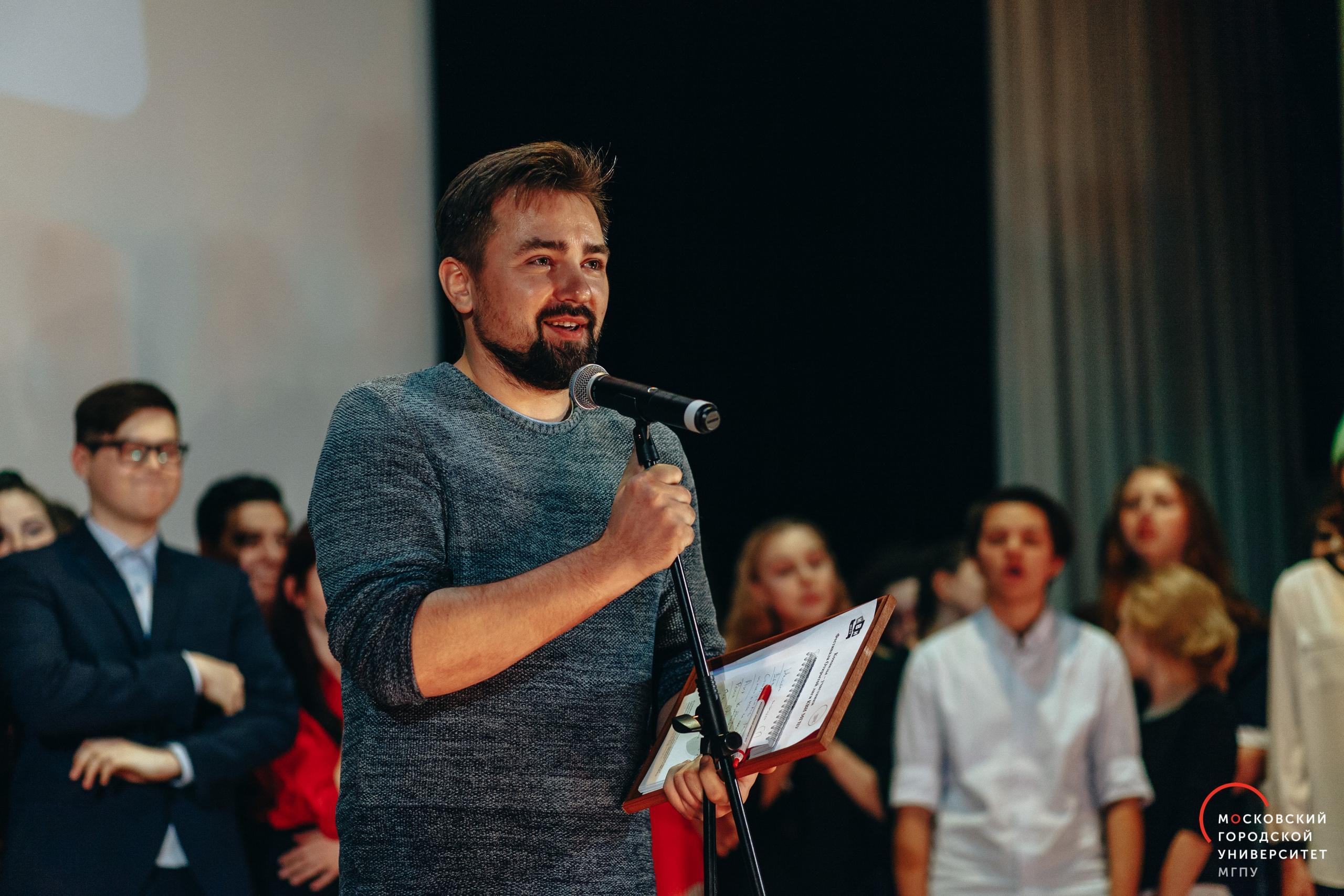 Валентин Стариков — интервью проекту #Московскиевыпускники