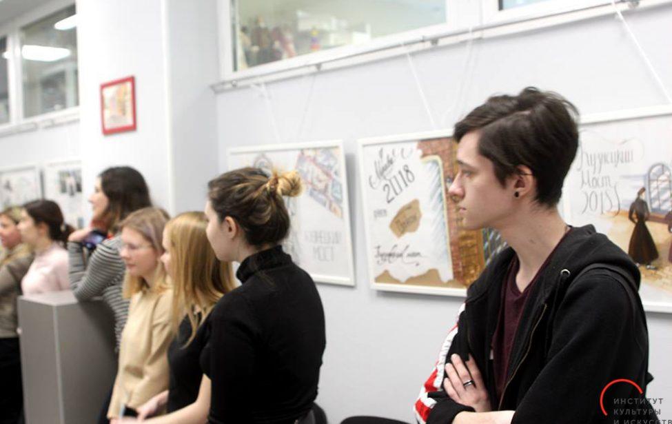 Выставка студенческих работ «Практика, практика…»