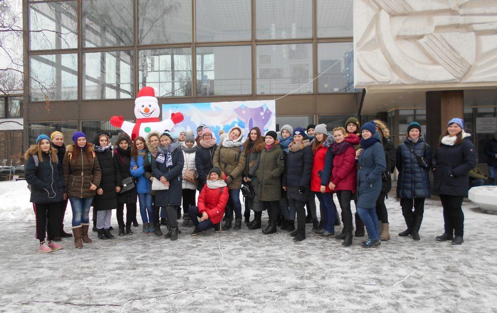 Арт-битва Снеговиков - 2019