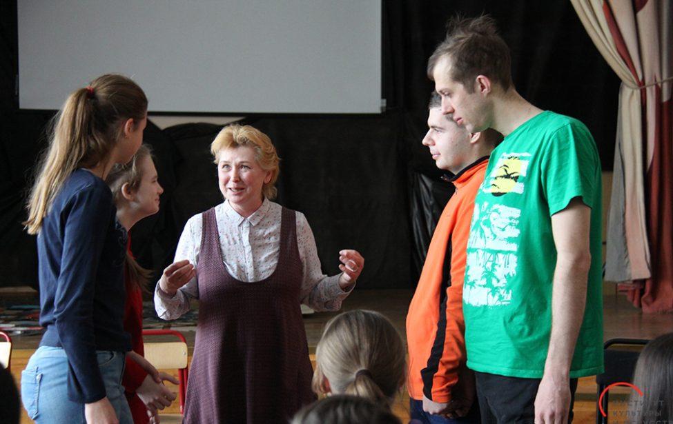 #КлассИКИ: Актёрские игры сНаталией Миколышиной