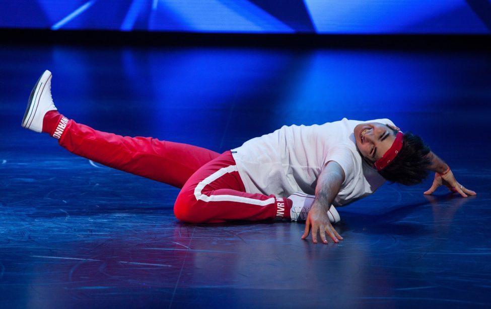 Мастер-класс отучастника шоу «Танцы» нателеканале ТНТ