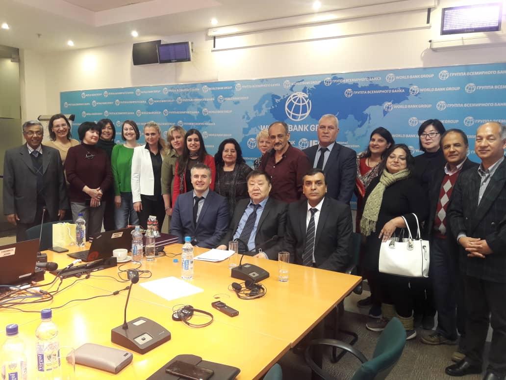 МГПУ на встрече с представителями стран-участниц READ