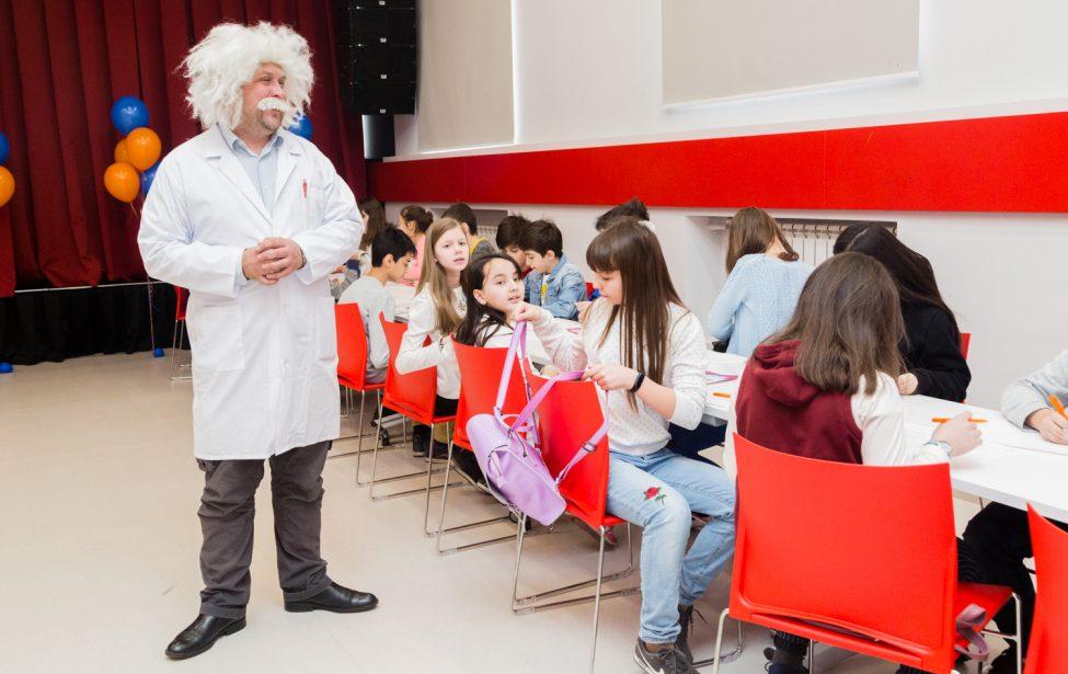 Фестиваль «Наука для всех: завещание Николы Теслы»