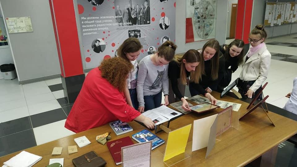Музей организует мобильные выставки