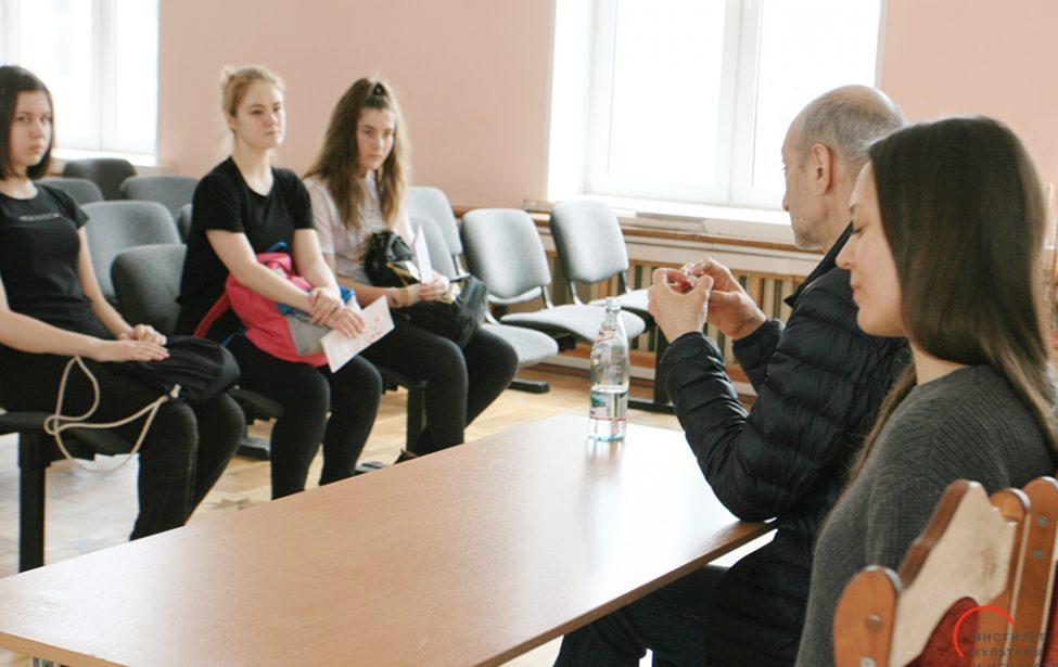 #КлассИКИ: семинар осценическом движении итанце