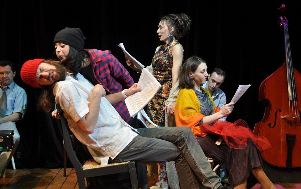 Что такое театральная читка?