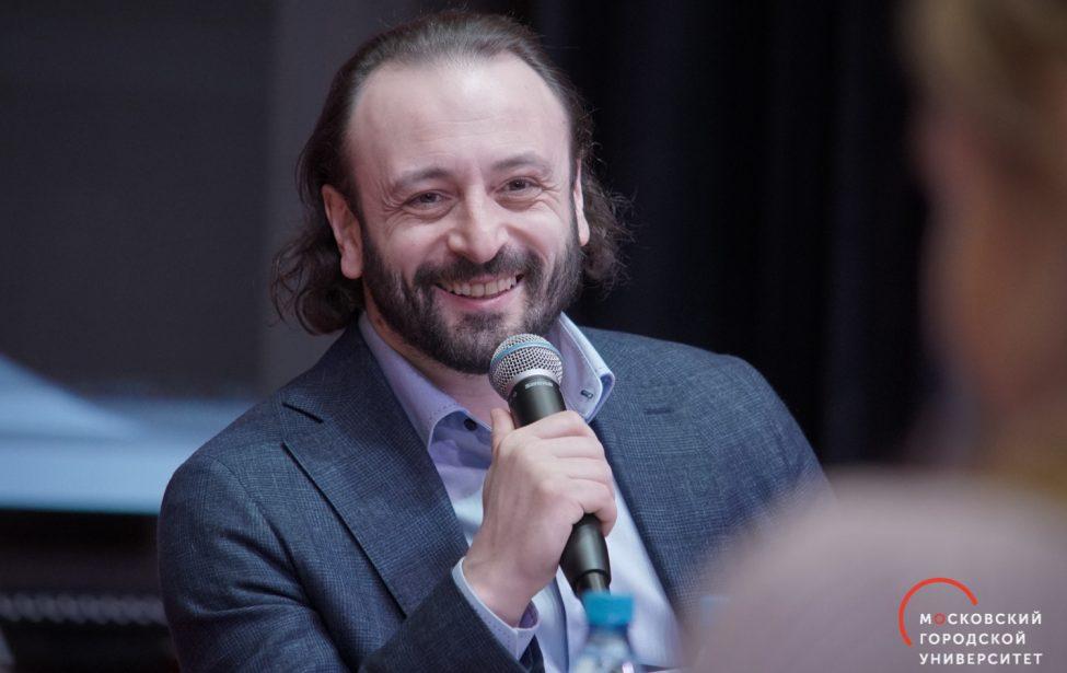 Илья Авербух в Московском городском