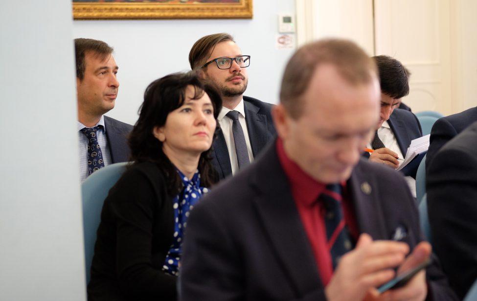 Заседание Комиссии Ассоциации юристов России