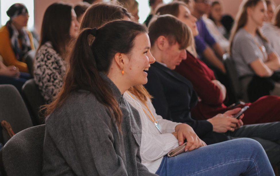 Участники Слёта Детских советов наактёрском семинаре вИКИ
