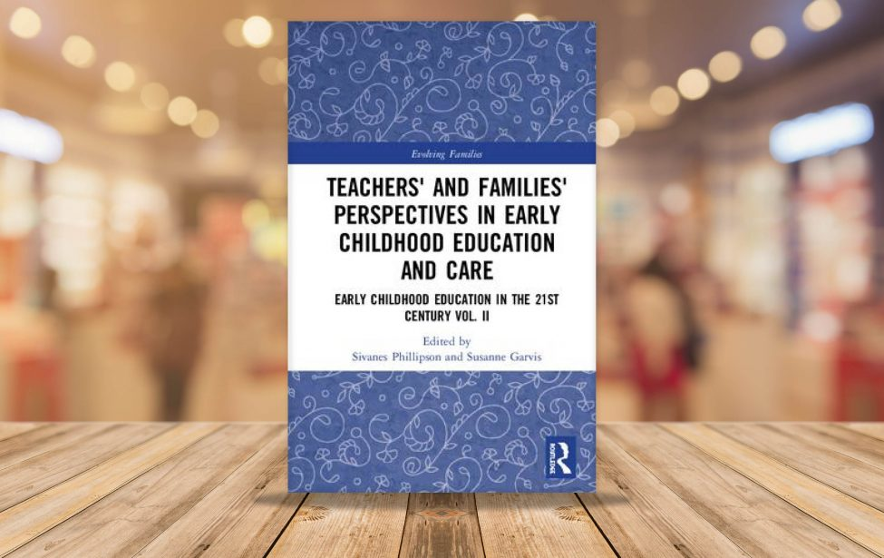 Опубликована монография «Дошкольное образование в21 веке»
