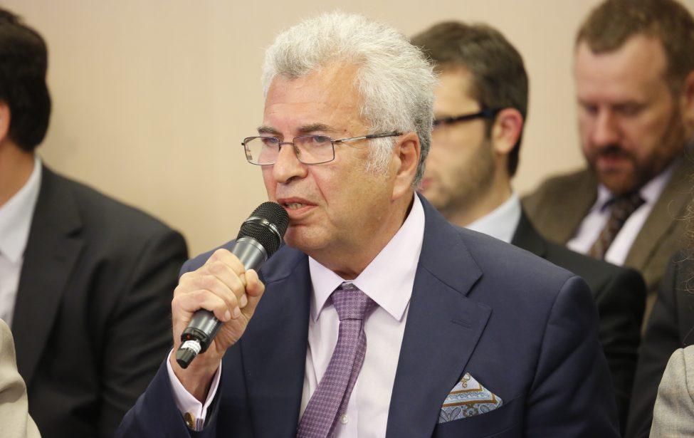 Евгений Ямбург вИГН