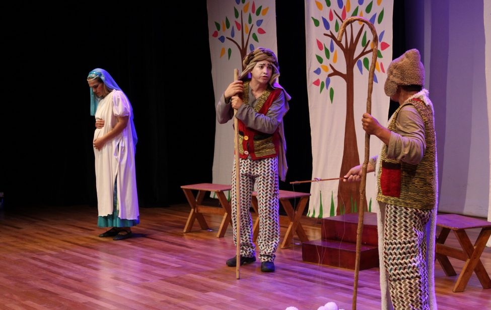 Делимся опытом всистеме «театр-школа-дети»!