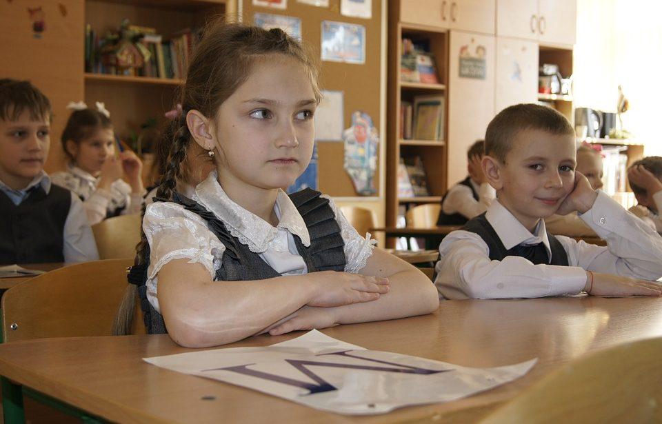 Профилактика нарушений осанки школьников: взгляд педагога
