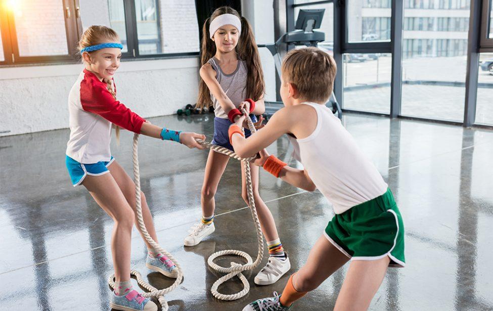 Финал олимпиады «Основы физического воспитания»