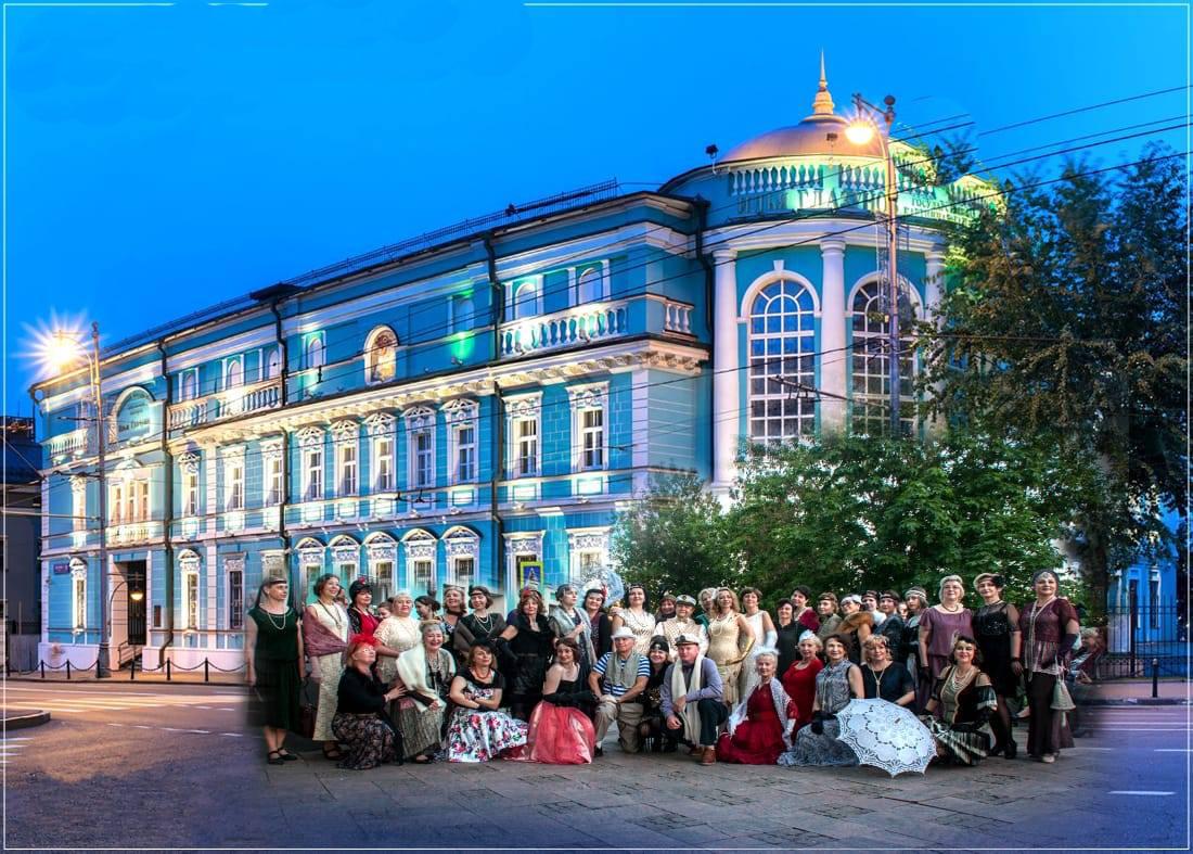 Институт культуры и искусств: наша «Ночь в музее»