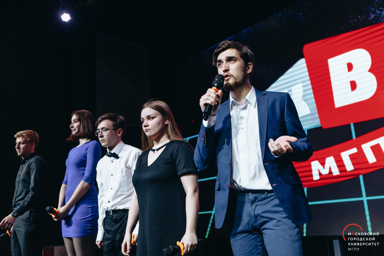 Полуфиналы Открытой лиги КВН МГПУ