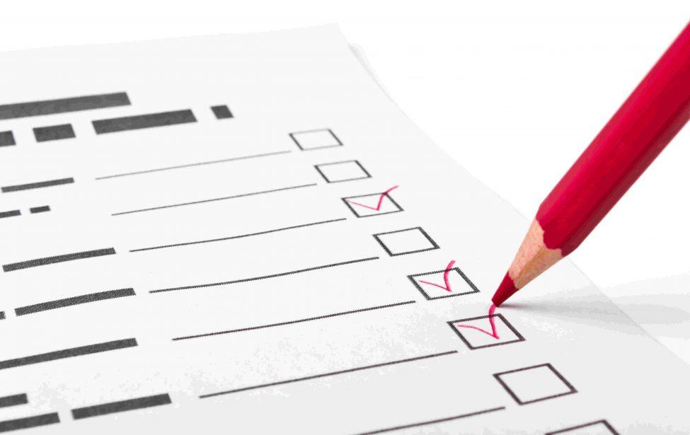 Анкеты пооценке качества преподавания