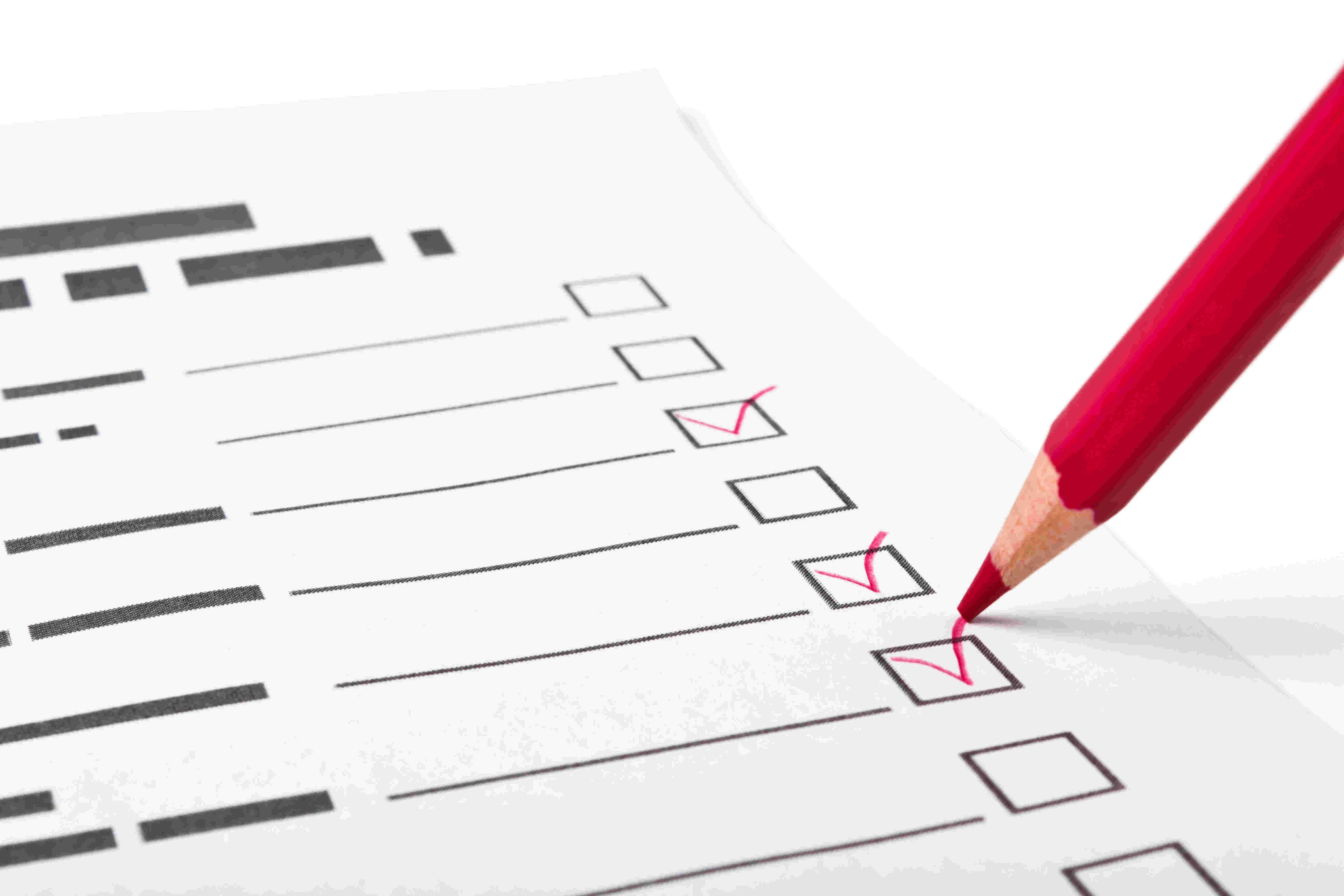 Анкеты по оценке качества преподавания