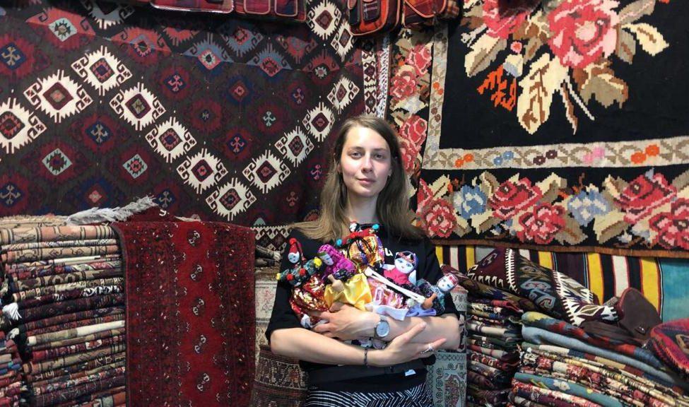 Студентка МГПУ Лиза Овчинникова о стажировке в Турции