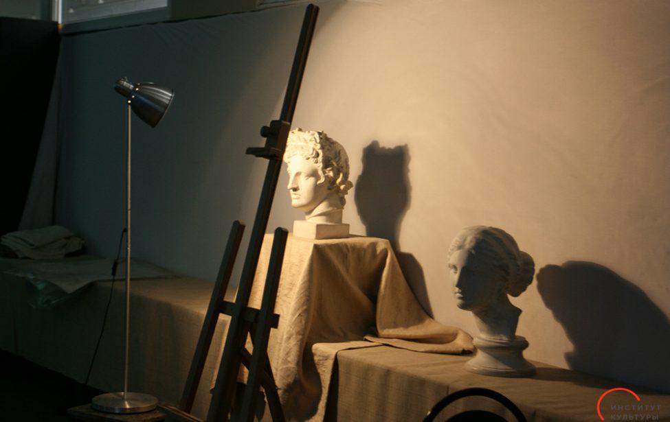 #КлассИКИ: мастер-классы по академическому рисунку