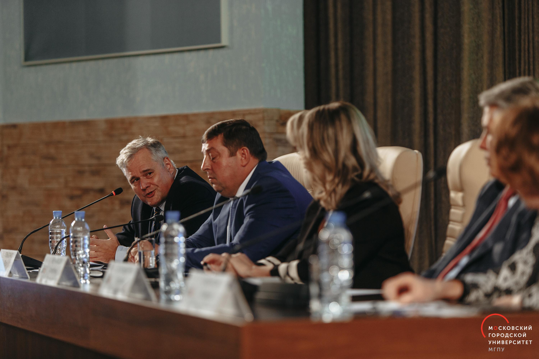 Пресс-конференция в«Российской газете»