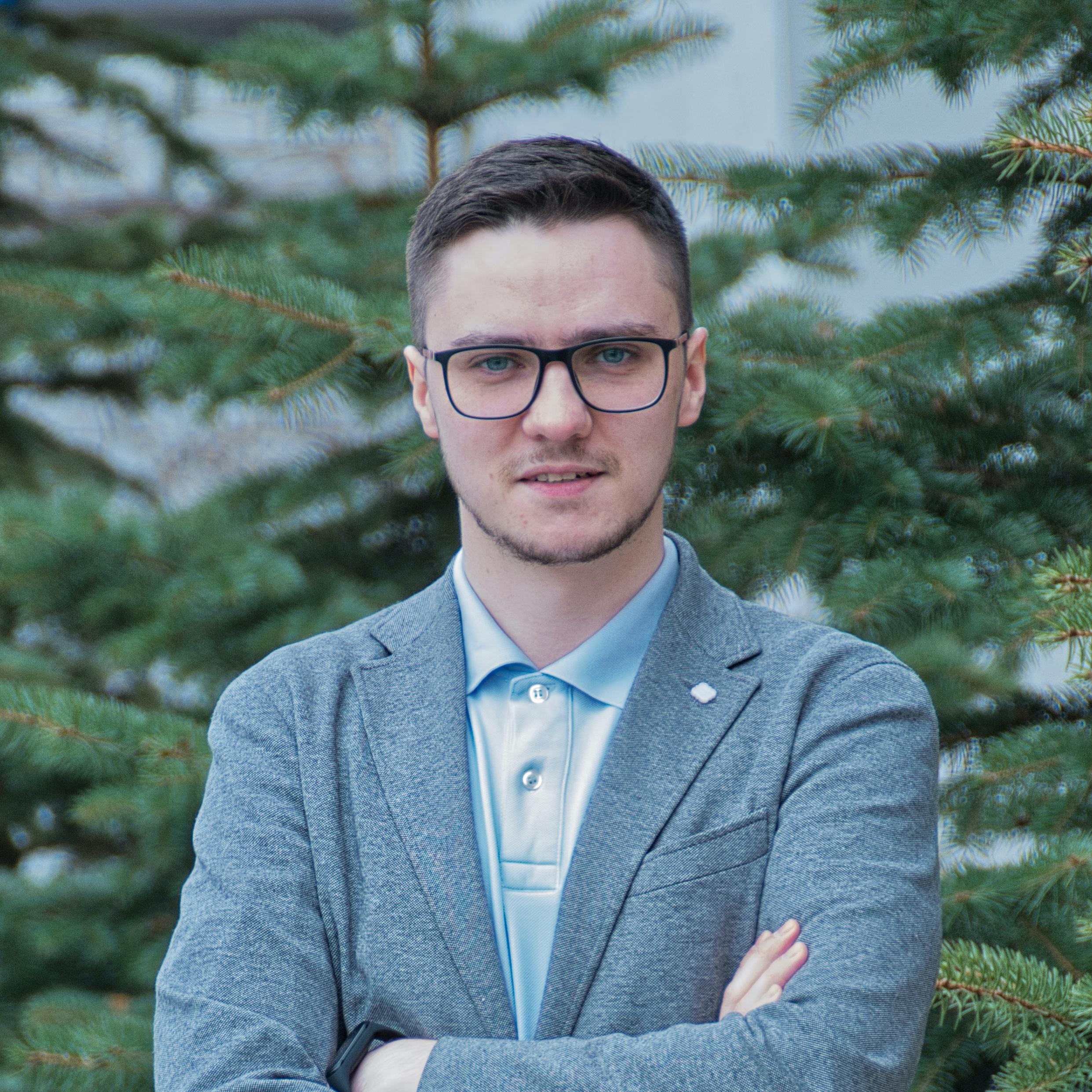 Бернадинер Максим Игоревич