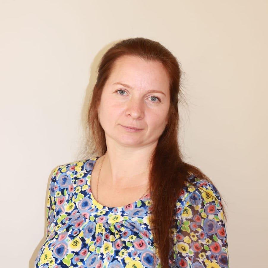 Афонина Ирина Николаевна