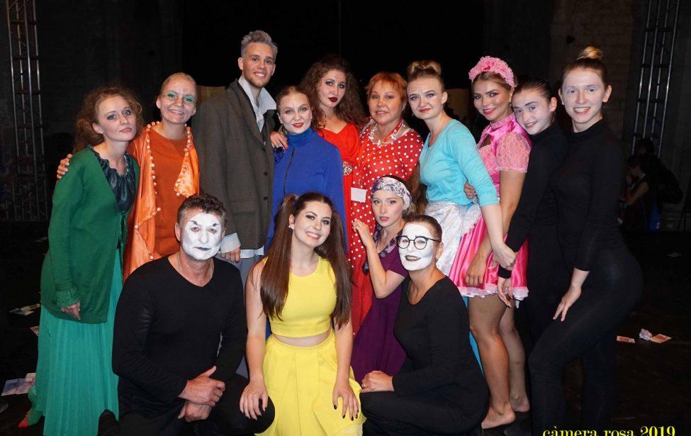 Победа на Международном театральном фестивале Fitag в Испании