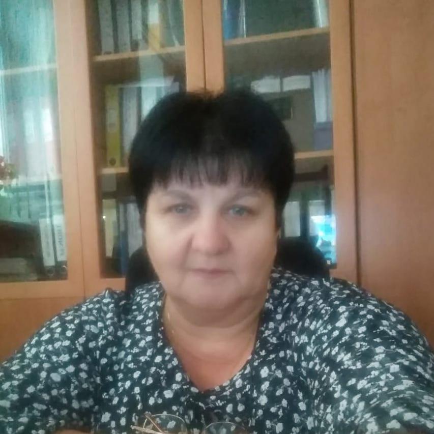 Кривощекова Любовь Николаевна
