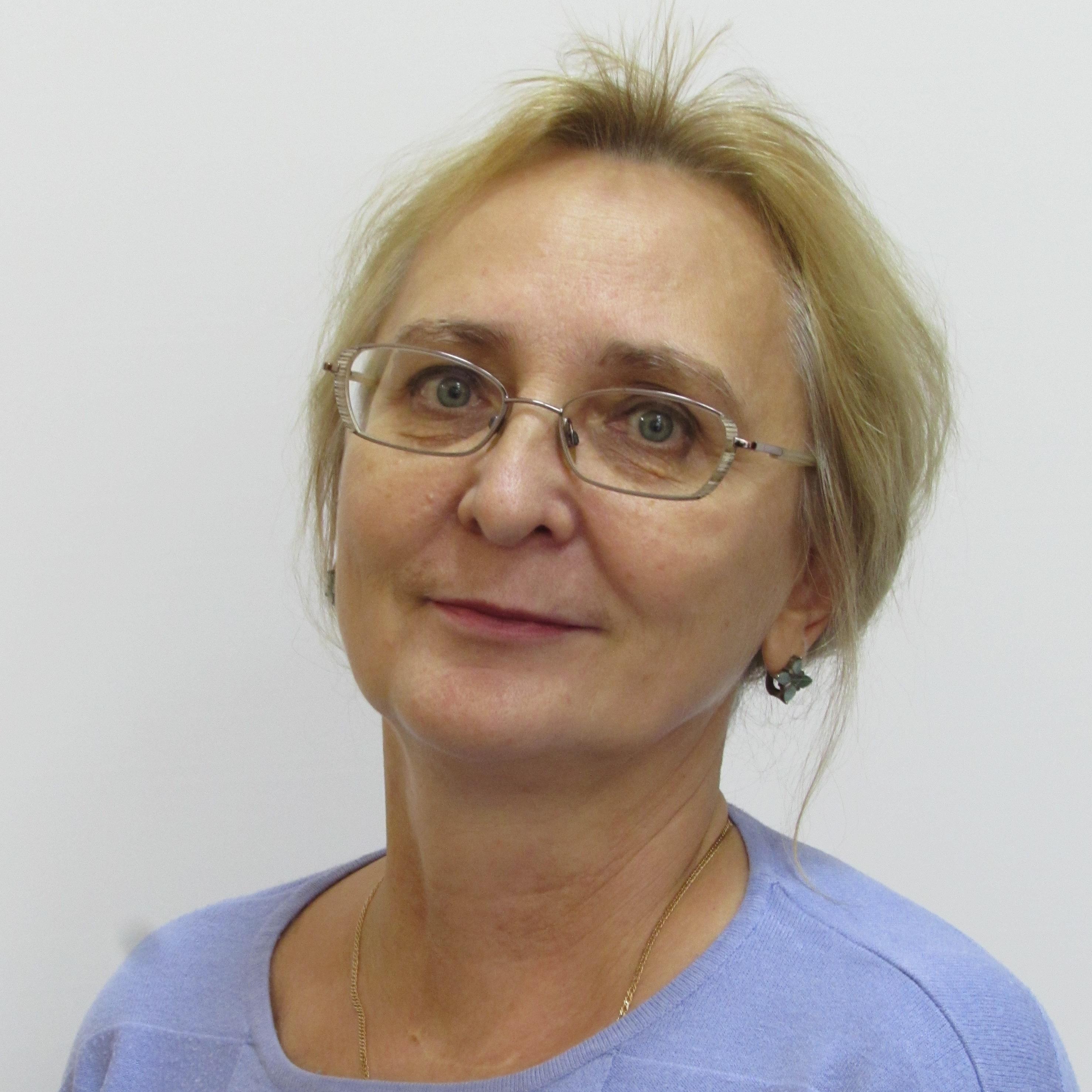 Ховрина Гелена Борисовна