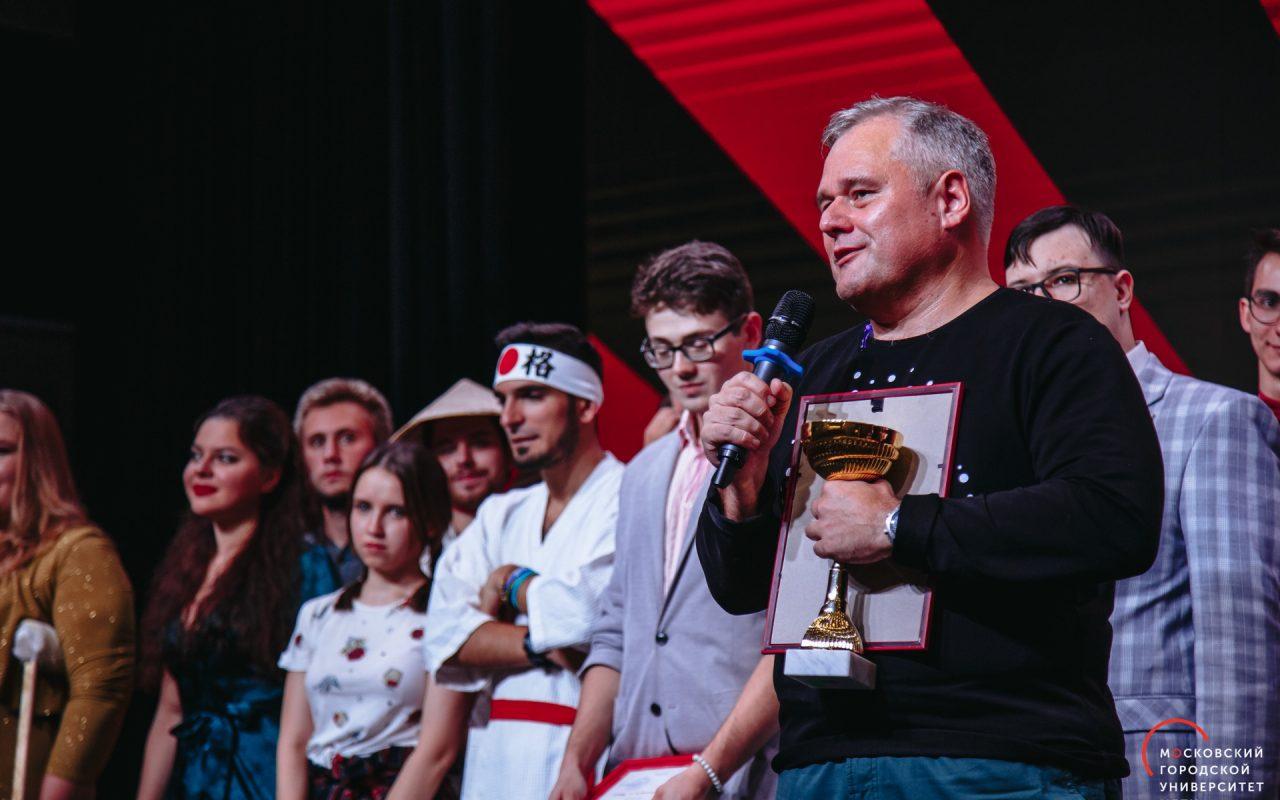 Финал Открытой лиги КВН МГПУ 2019