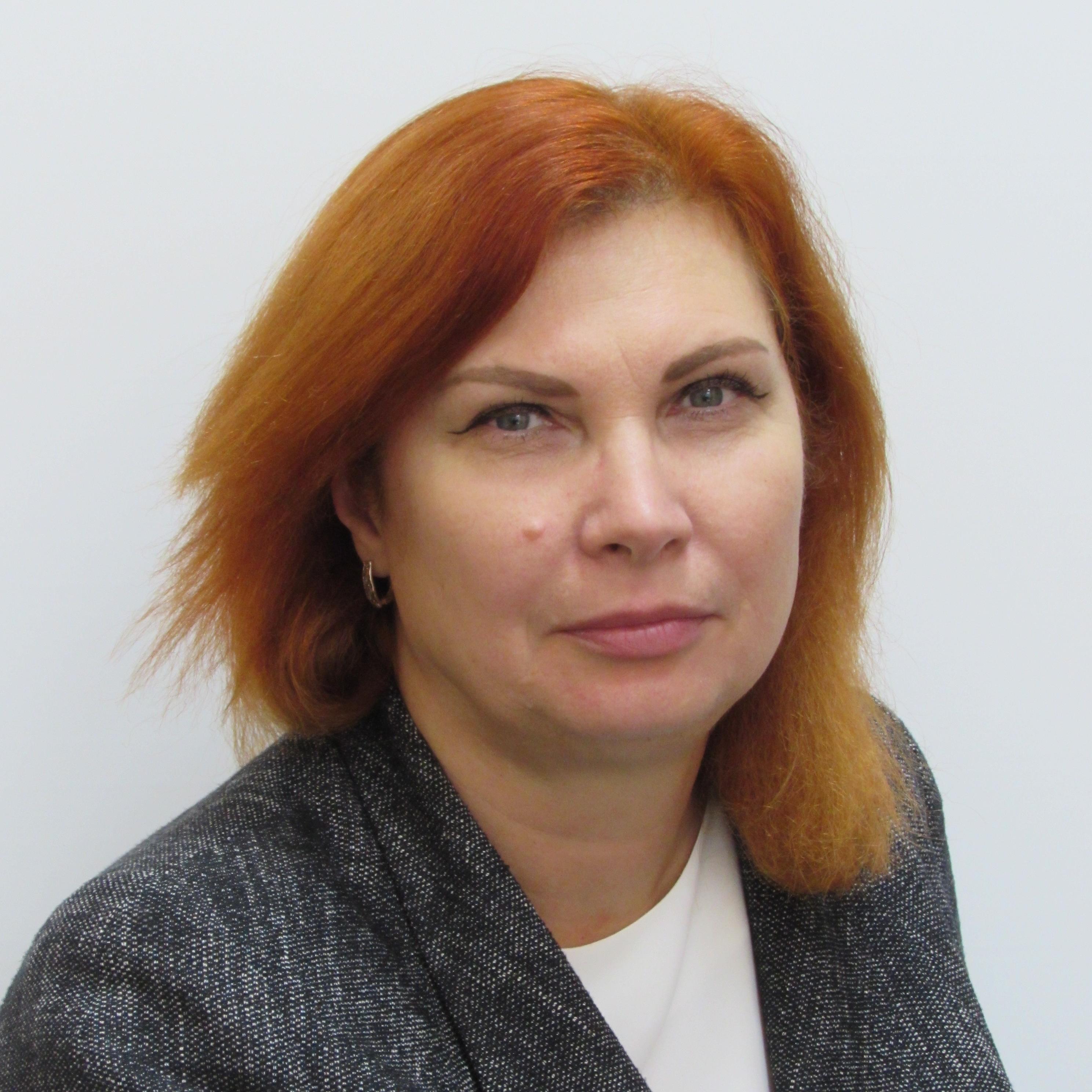 Лопаткина Наталья Витальевна