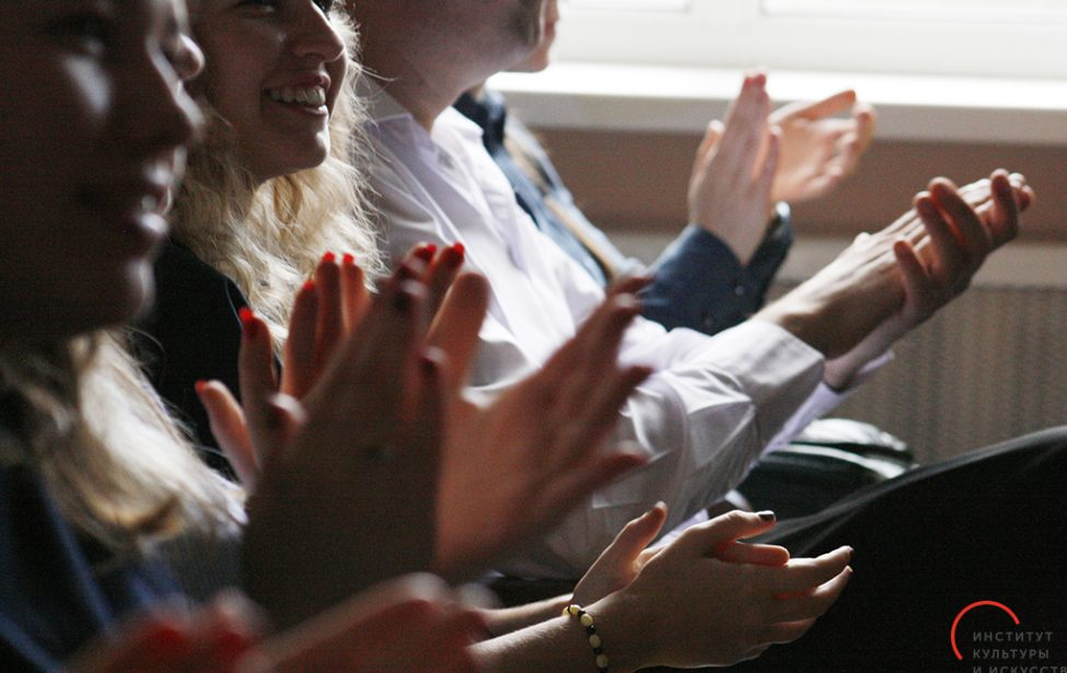 Концерт-приветствие и собрания первокурсников ИКИ