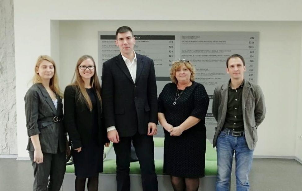 Международный проект Erasmus+