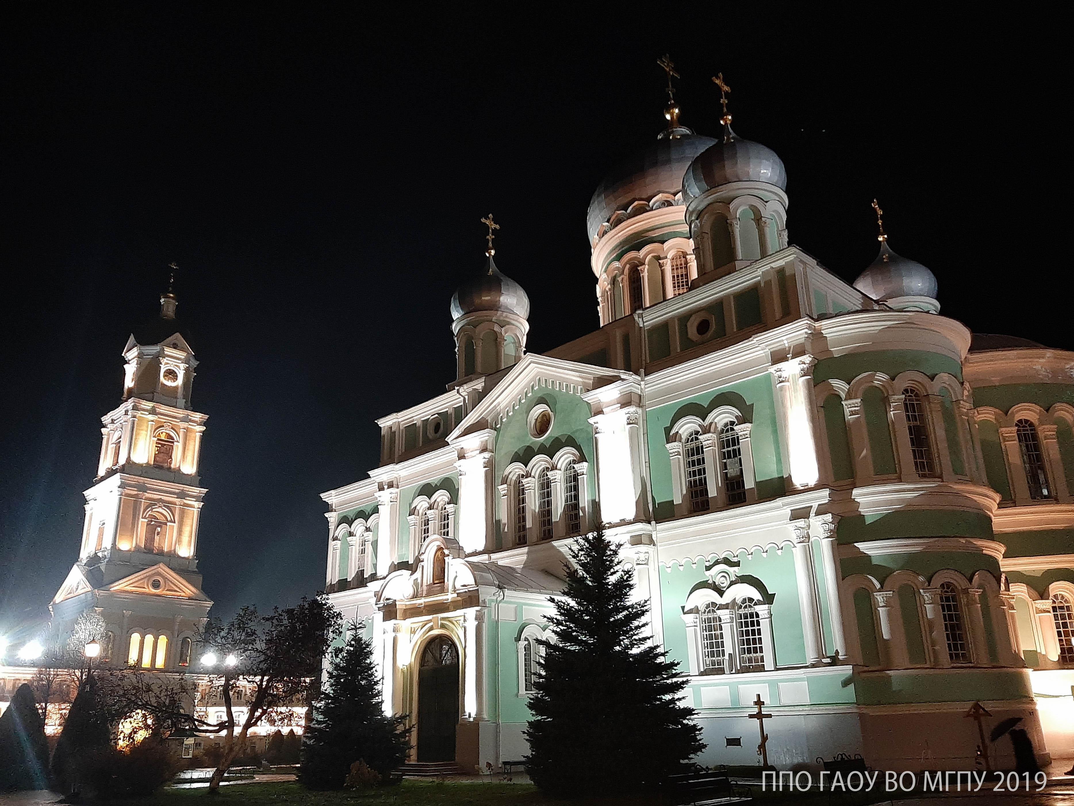 12-13 октября 2019 г. — экскурсия Муром-Дивеево