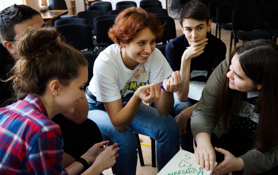 Студенты для студентов: навыки организатора на Интенсиве S