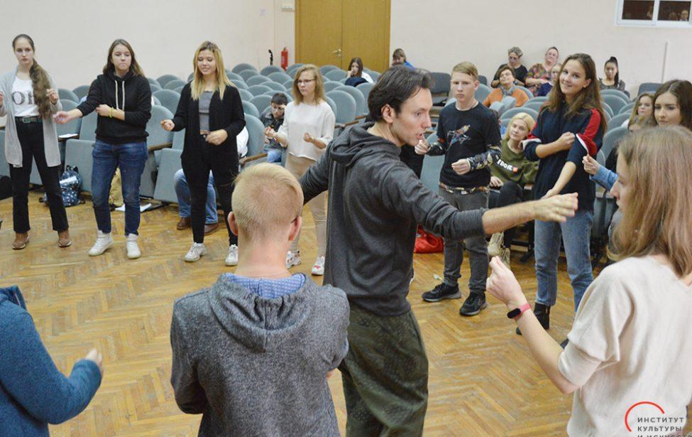 Актёрский тренинг Андрея Финягина #КлассИКИ
