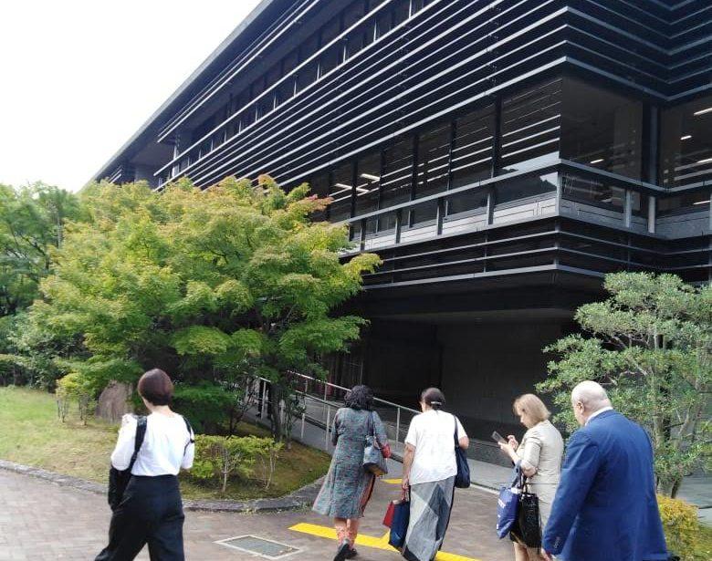 Делегация учёных МГПУ на Всемирном конгрессе в Японии