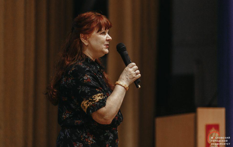 Ольга Шульгина в эфире MOSOBR.TV