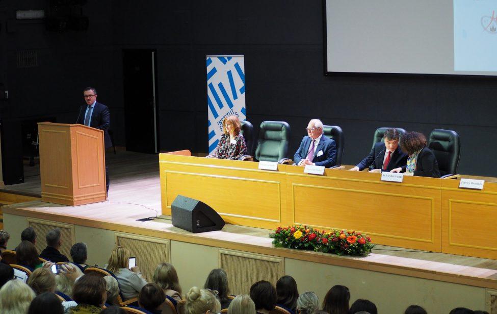 XV Ежегодный Съезд преподавателей французского языка вузов