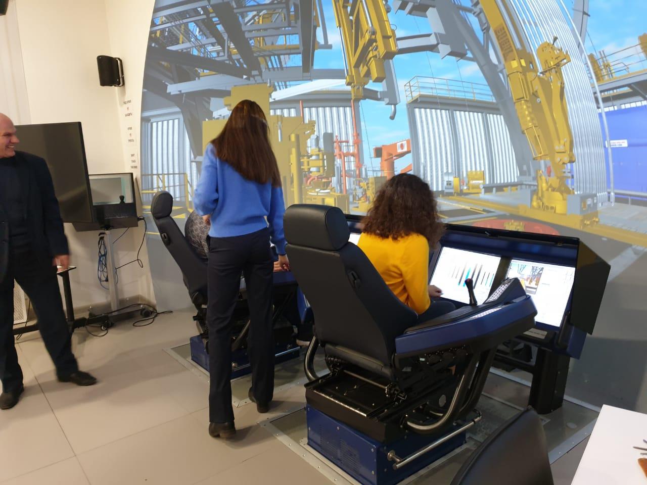 3D экскурсия для будущих учителей