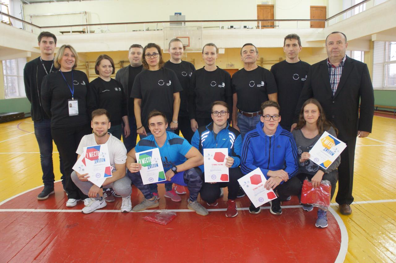 Чемпионат по стандартам WorldSkills Russia в Ярославле