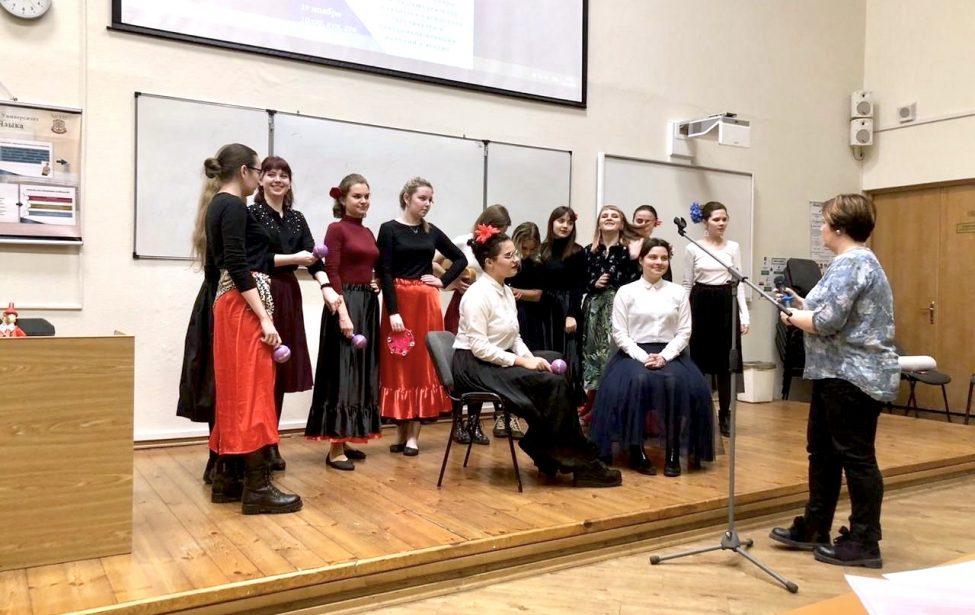 В ИИЯ прошёл конкурс романских языков