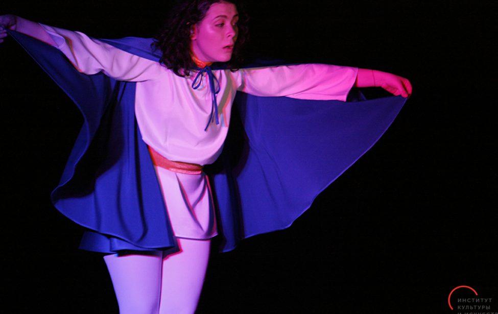 4 курс СКД показал спектакль по «Маленькому Принцу»