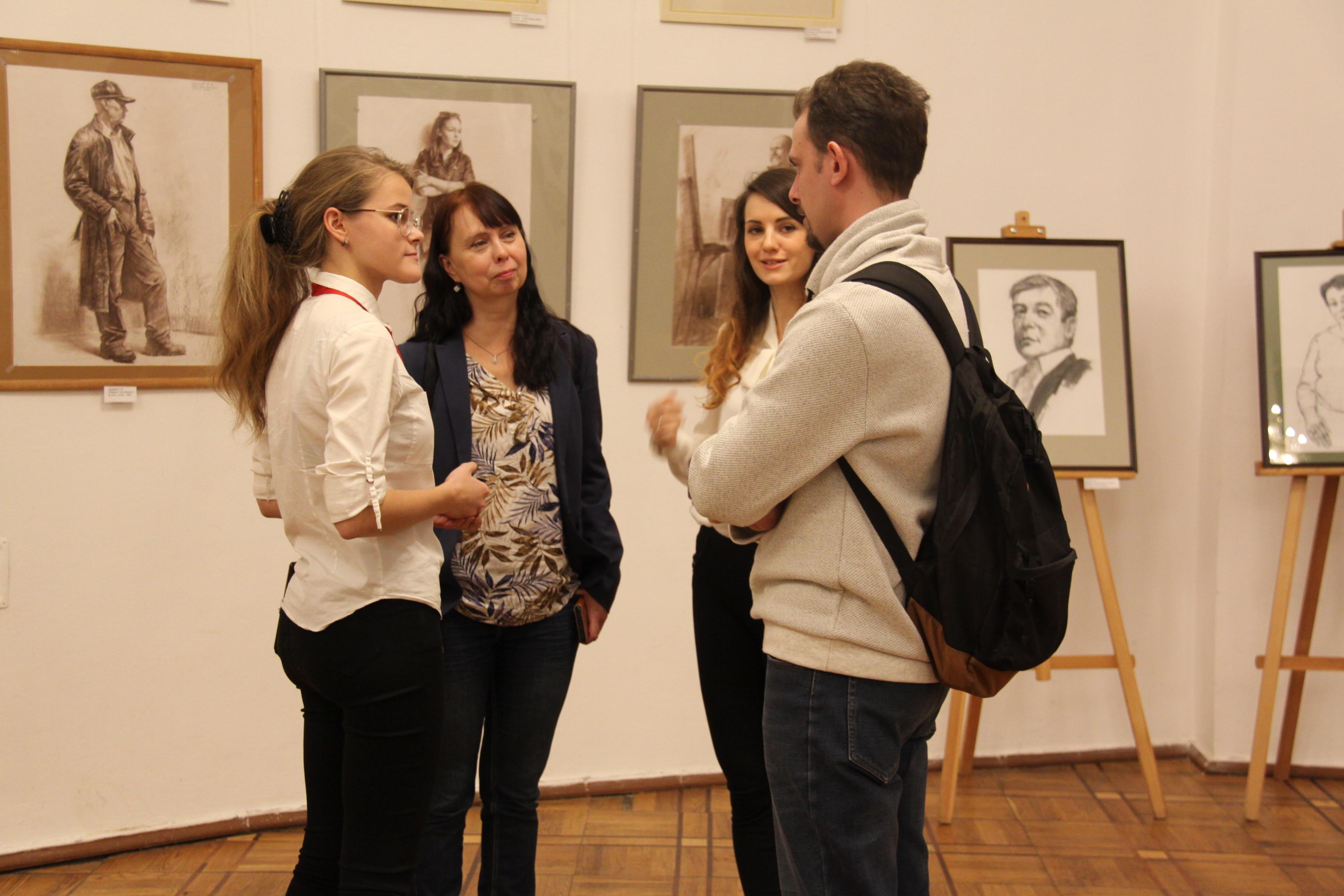 41Выставка РиГ в ЦДРИ. 14.11.19 ИКИ МГПУ