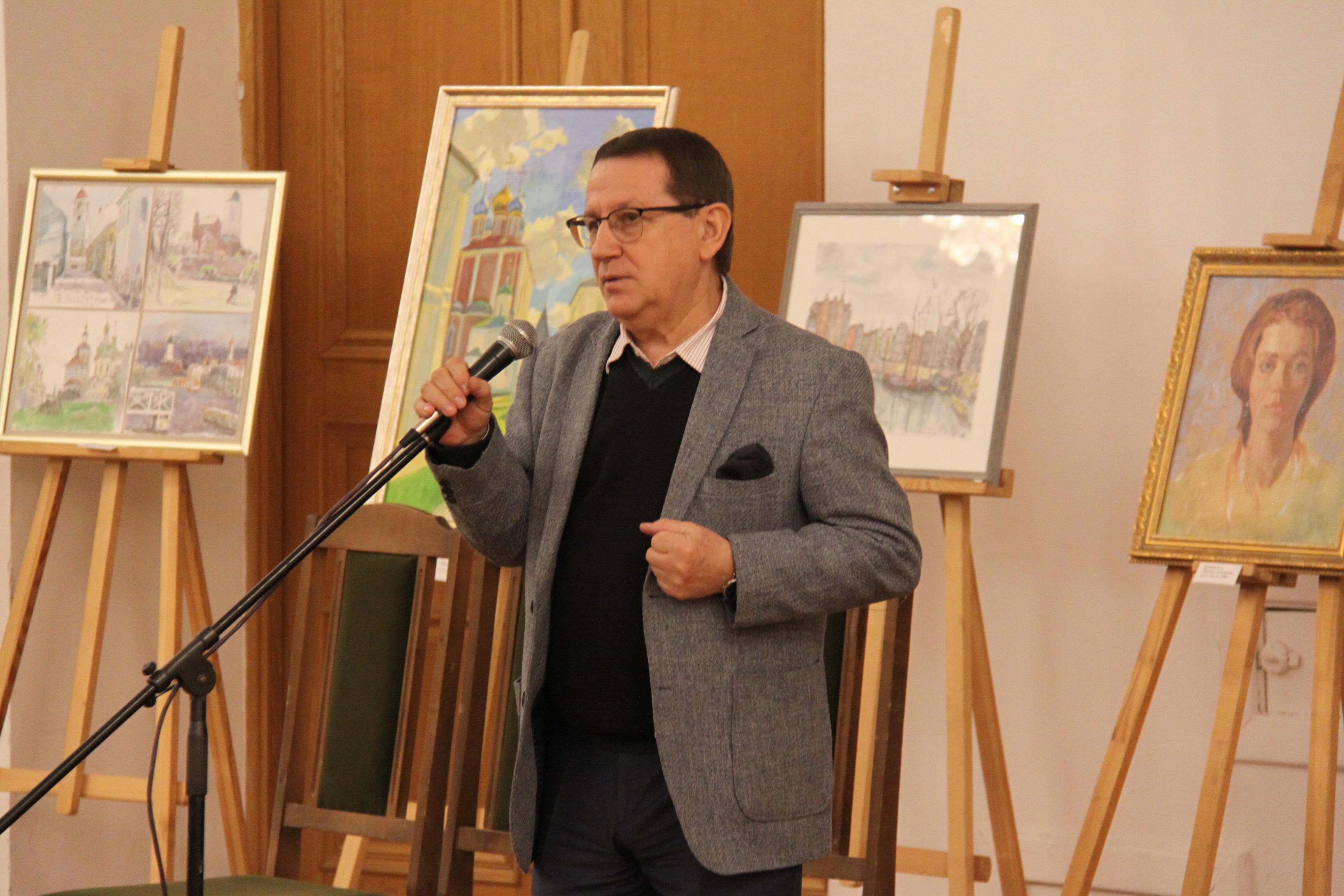 7Выставка РиГ в ЦДРИ. 14.11.19 ИКИ МГПУ