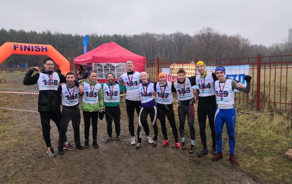 Студенты Московского городского приняли участие в гонке ГТО