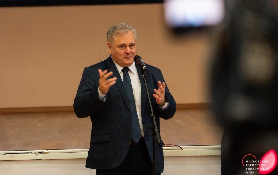 Игорь Реморенко вошел в оргкомитет всероссийского конкурса команд учителей