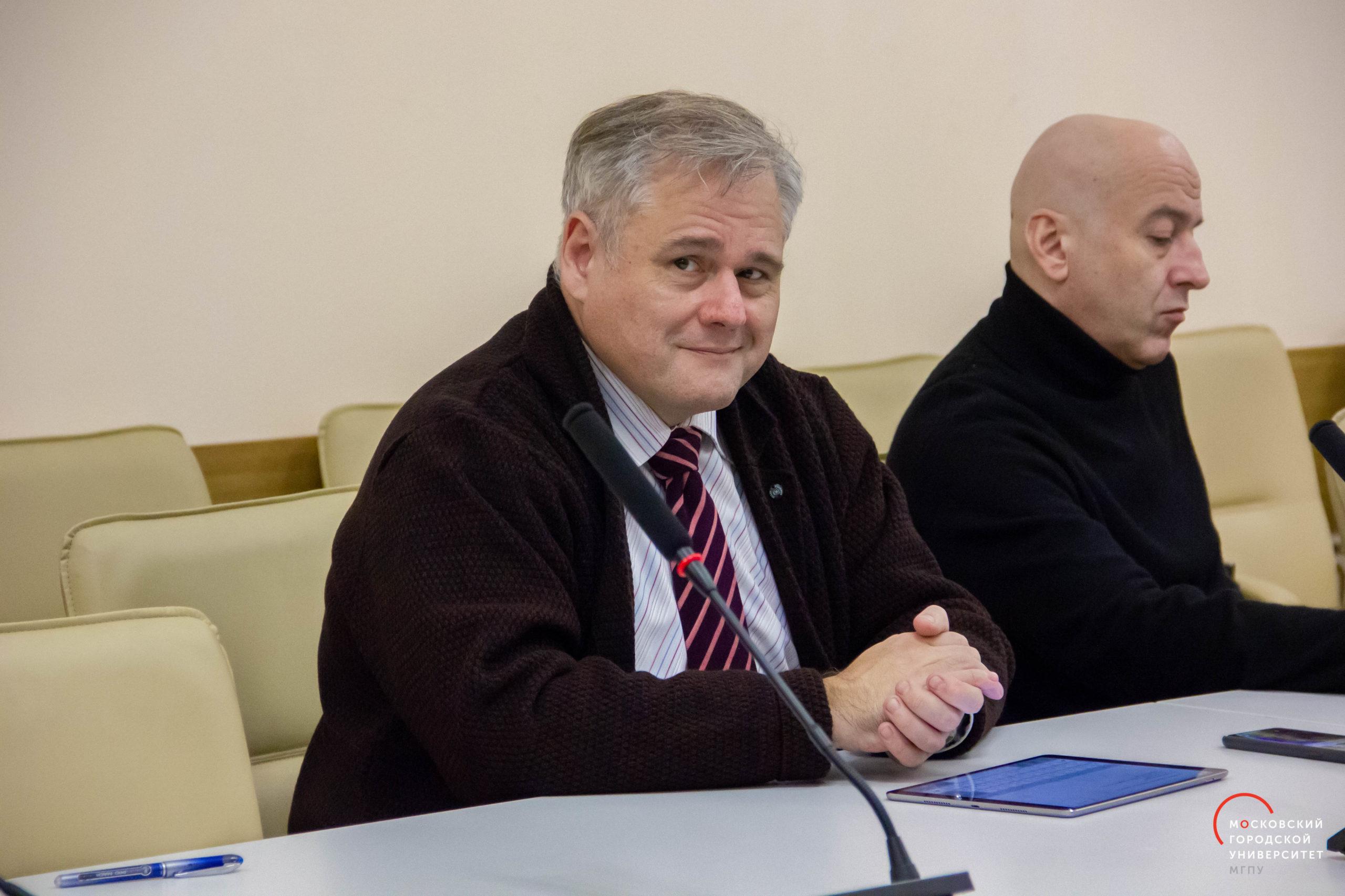 Ректор МГПУ стал членом-корреспондентом РАО